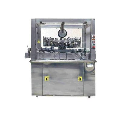 Machine automatic carousel type with inverter